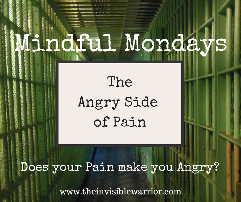 using mindfulness to ease anger in Chronic Pain