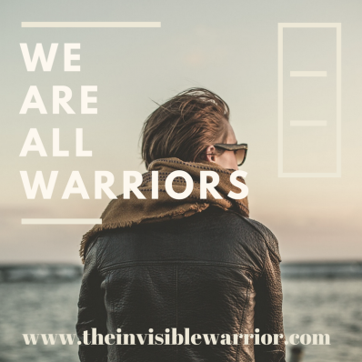 warriors fighting CRPS and chronic illness
