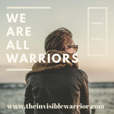 warriors fighting CRPS and chronic illness