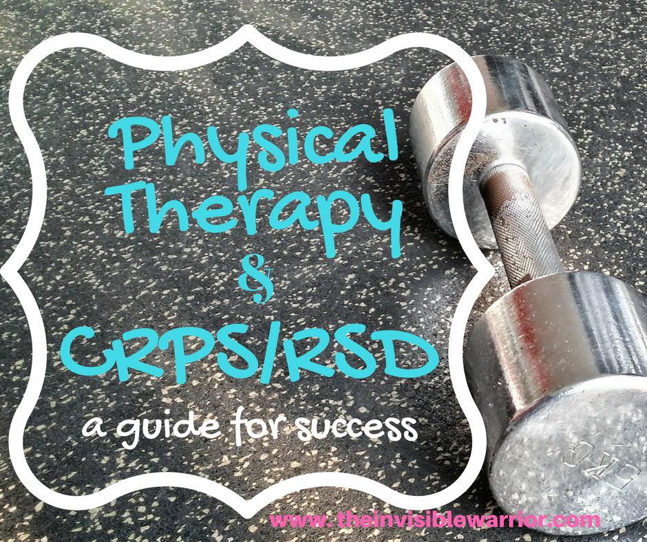 Complex Regional Pain Syndrome / RSD/ CRPS Physical therapy guide for success